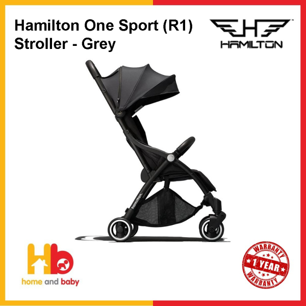 Hamilton One Sport (R1) Stroller (One Year Warranty) Singapore