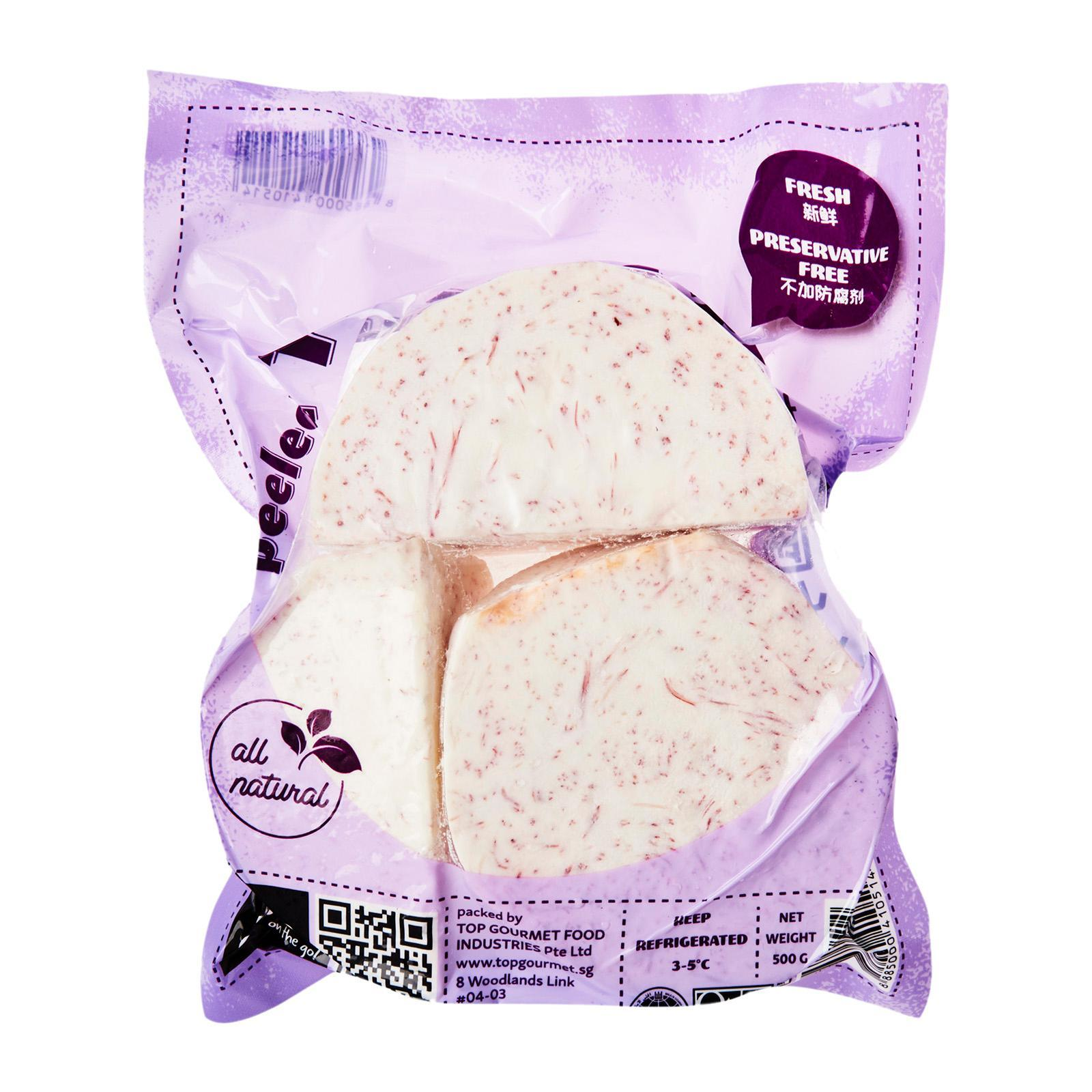 Top Gourmet Peeled Thai Taro By Redmart.