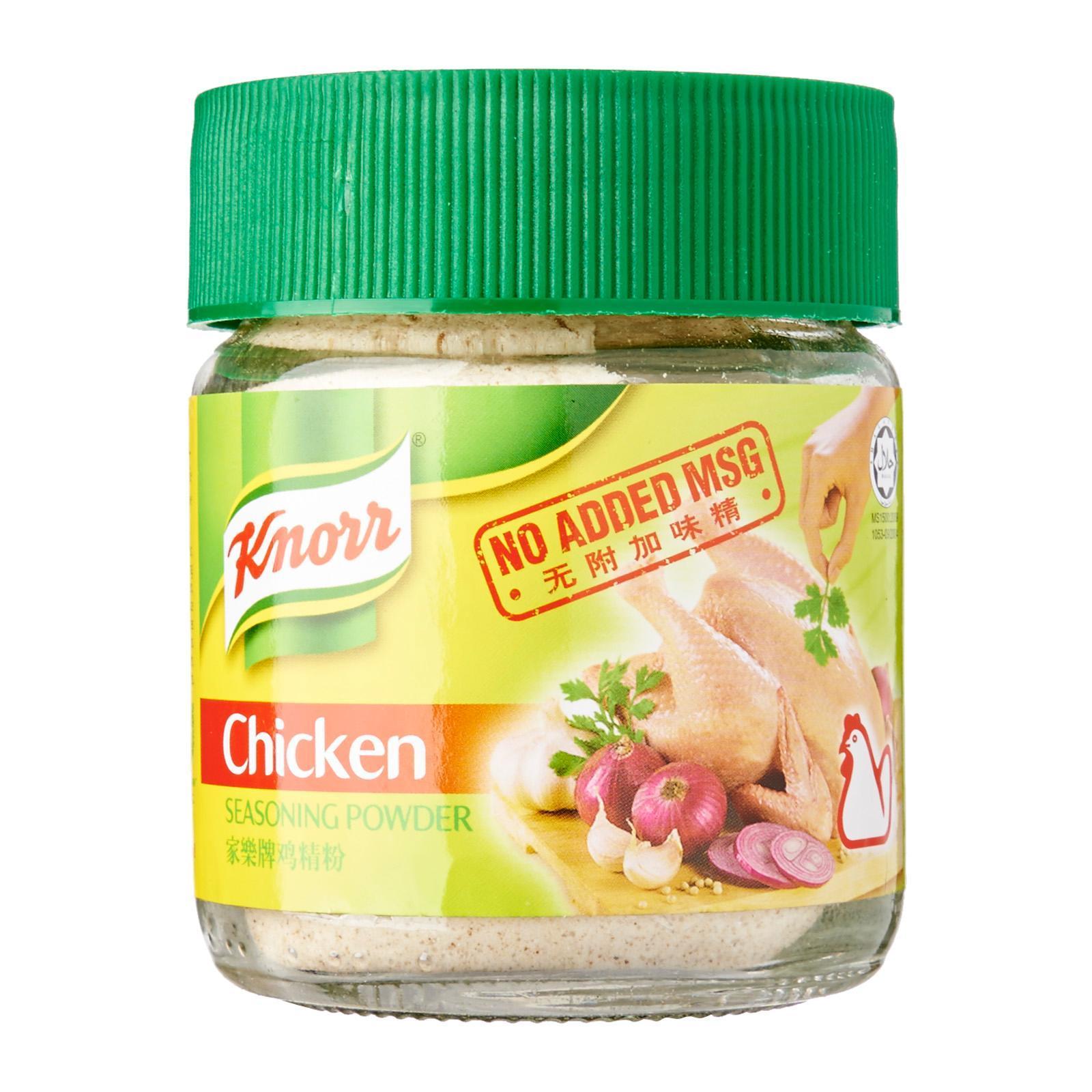 Knorr No Added MSG Chicken Seasoning Powder