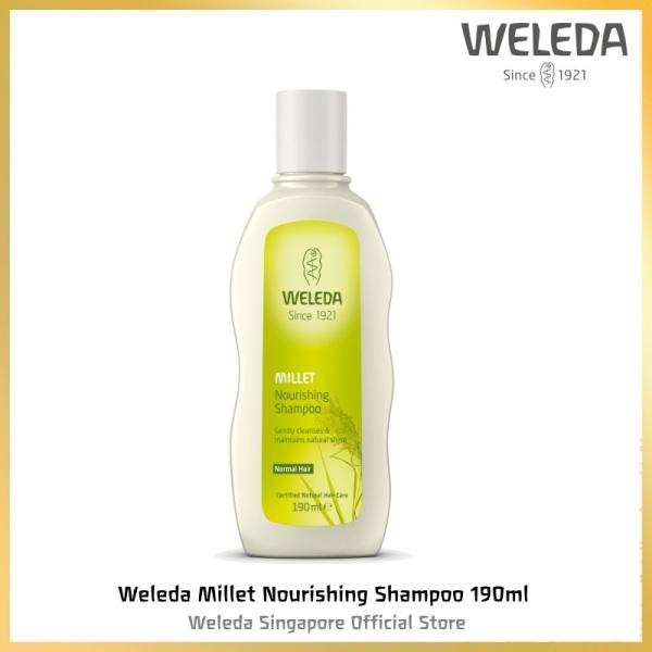 Buy Millet Nourishing Shampoo 190ml (Normal & Oily Hair) Singapore