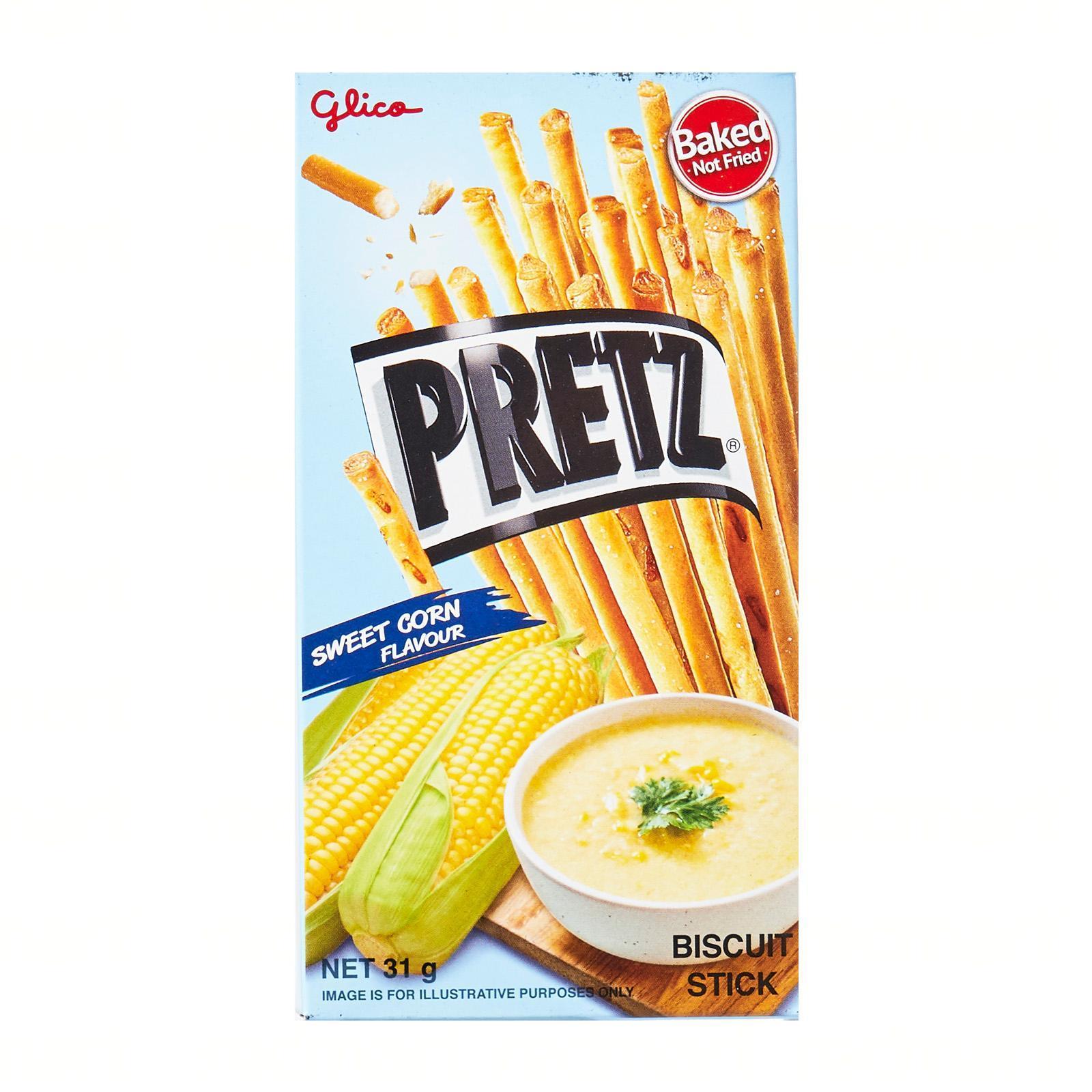 PRETZ Sweet Corn Biscuit Stick