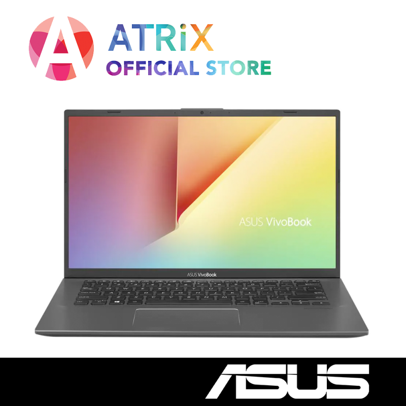 ASUS Vivobook 14 X412FJ-EK421T | i5-10210U | 12GB DDR4 RAM(free upgrade) | 512GB SSD | NVIDIA MX230 | 1Yr ASUS Warranty | Ready Stock,Ship Out Today