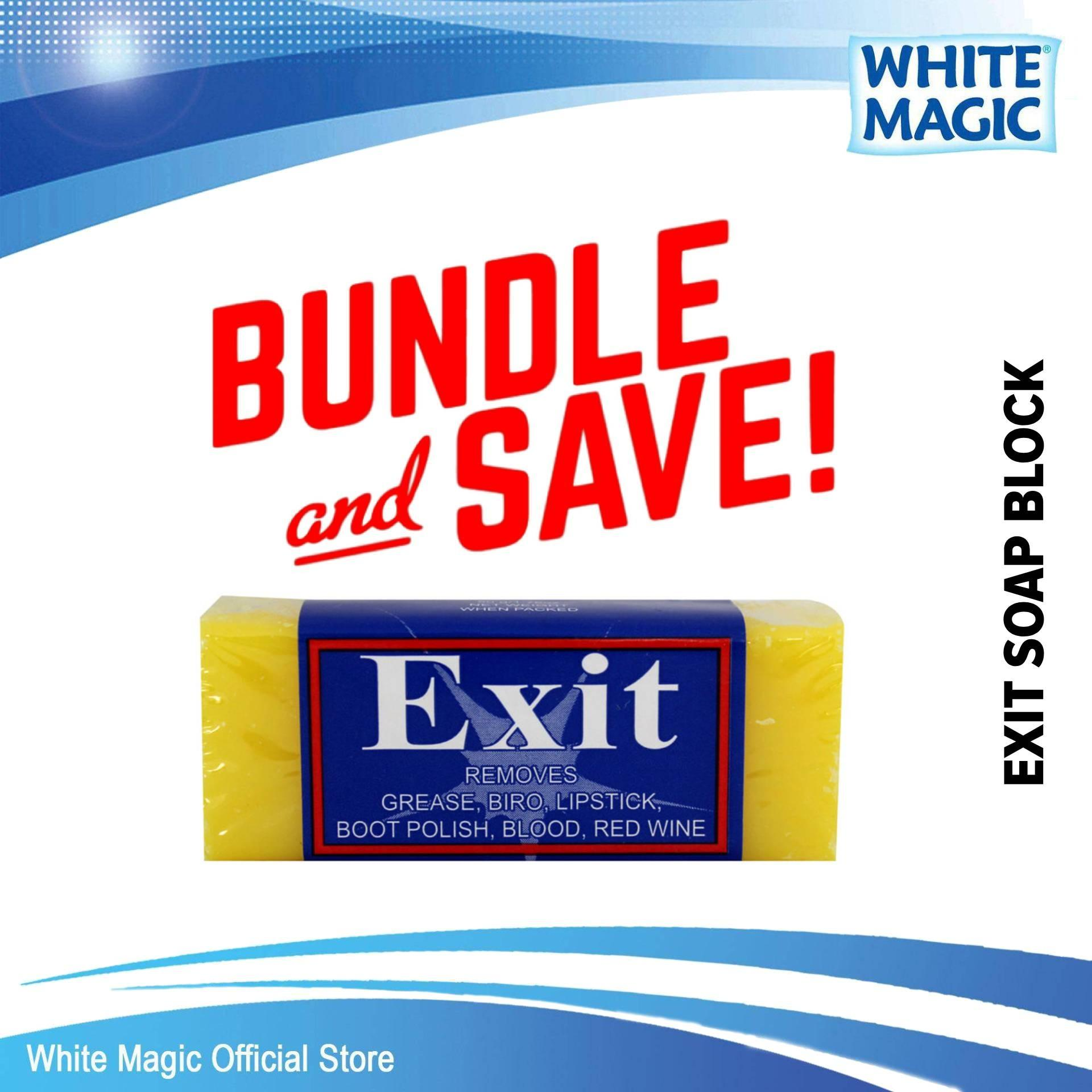 Exit Soap Stain Remover Blocks