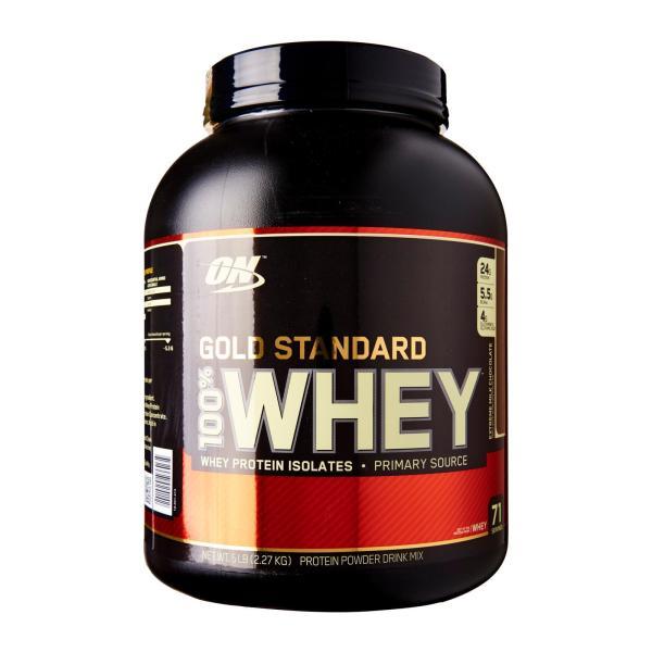 Buy Optimum Nutrition Gold Standard 100% Whey 5 Lbs - Extreme Milk Chocolate Singapore