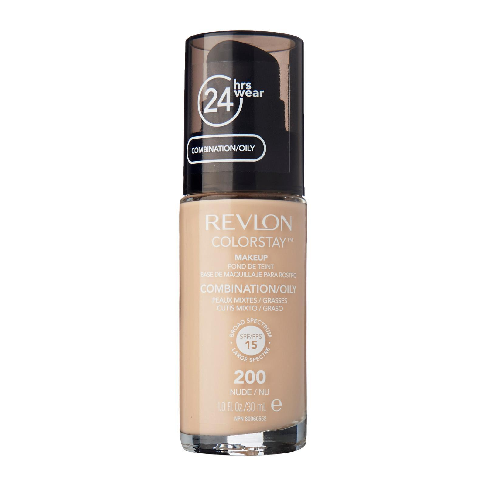 Revlon ColorStay Makeup for Combination/Oily Skin 200 Nude