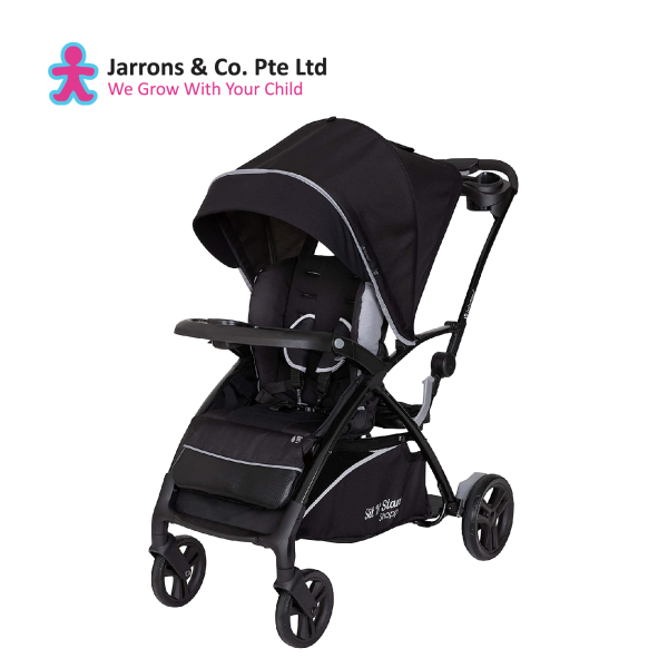 [Jarrons & Co] Baby Trend Sit N Stand® 5-in-1 Shopper Stroller - Kona Singapore