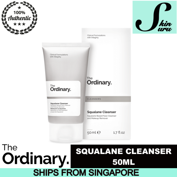 Buy The Ordinary Squalane Cleanser (50ML/150ML) Singapore
