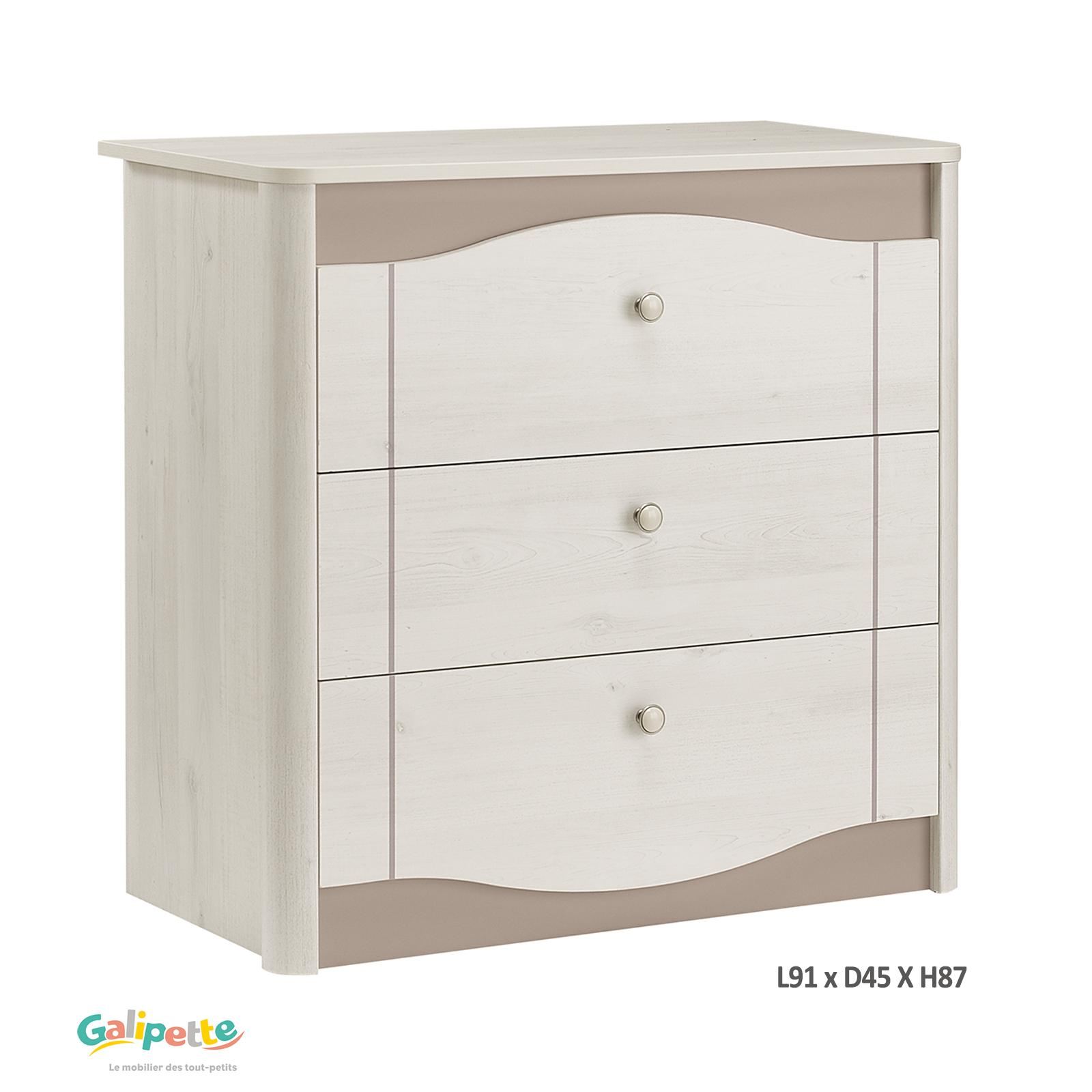 Galipette Chest of Drawers - Meline