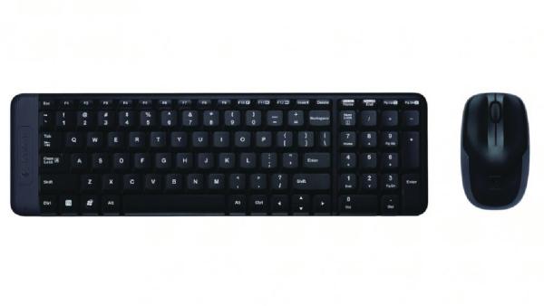 Logitech MK220 Keyboard Wireless Combo Singapore