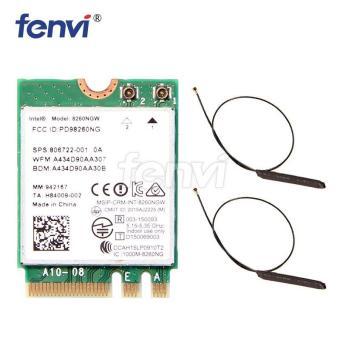 การส่งเสริม Dual Band Wireless-AC 8260 NGFF 802 11ac intel