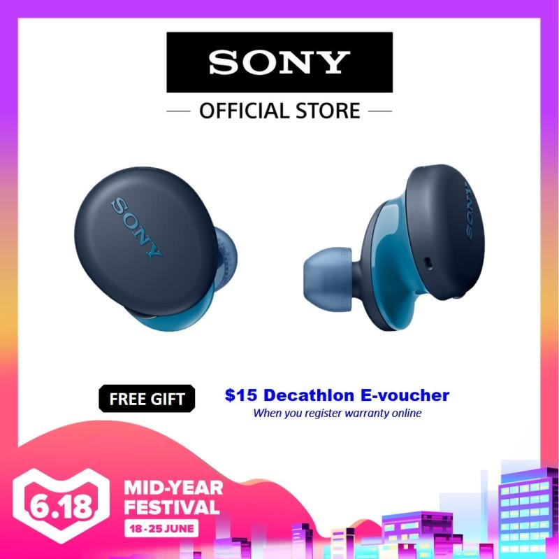 Sony Singapore WF-XB700/ WFXB700 Truly Wireless Headphones with EXTRA BASS Singapore