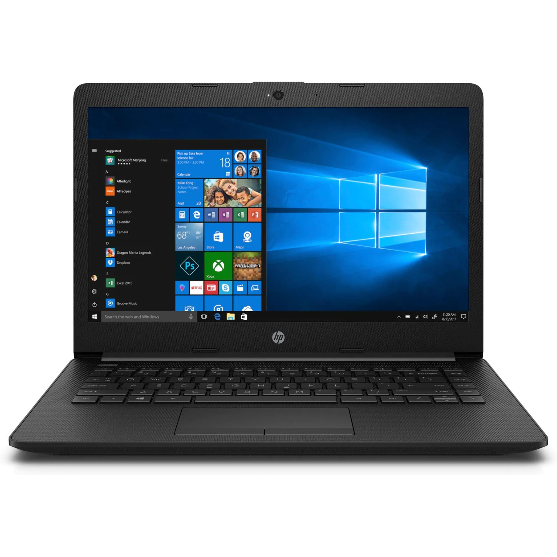 HP Notebook - 14-ck0025tu