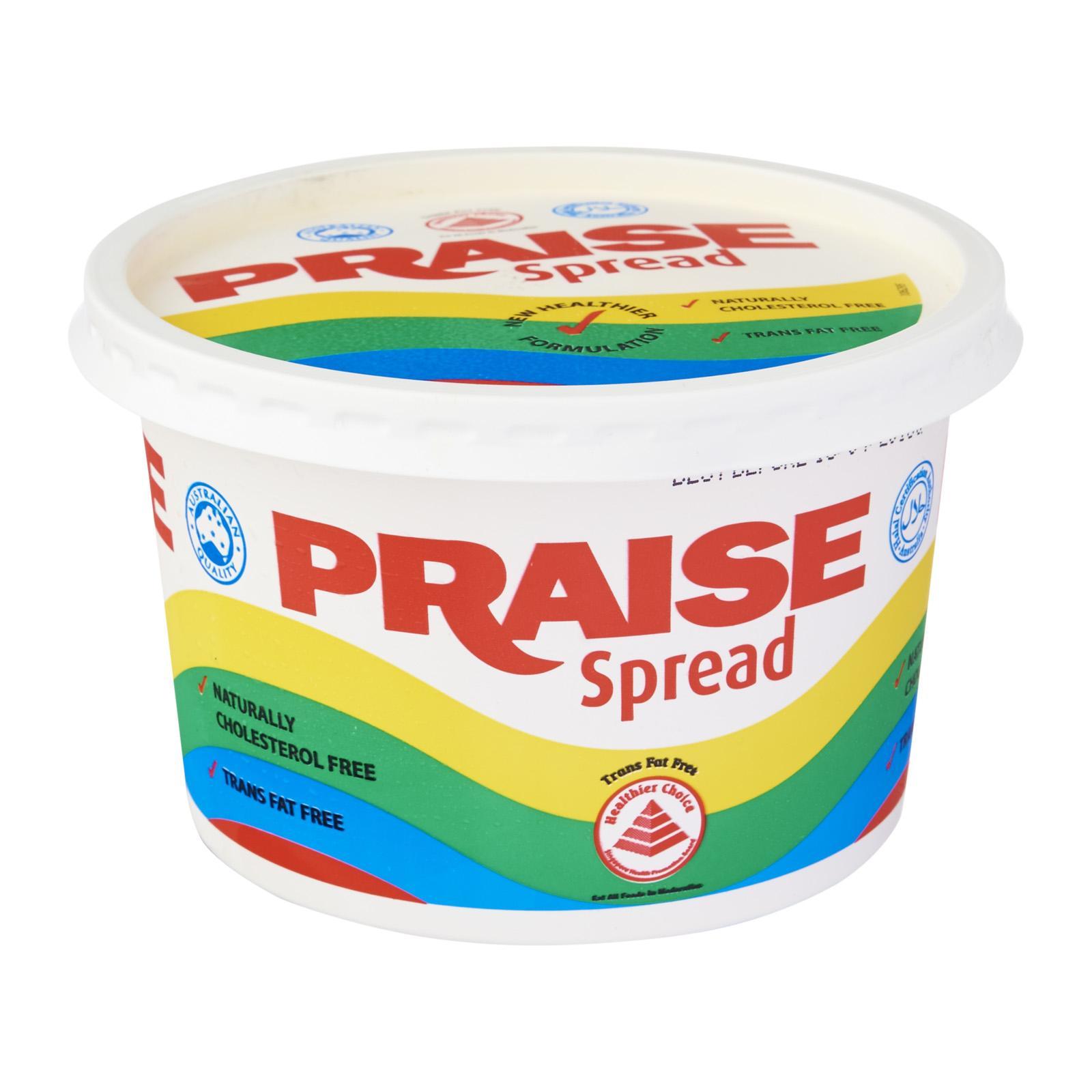PRAISE Margarine 500g