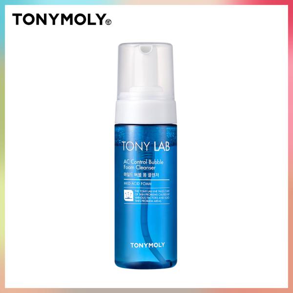 Buy [TONYMOLY] TONY LAB AC CONTROL BUBBLE FOAM CLEANSER Singapore