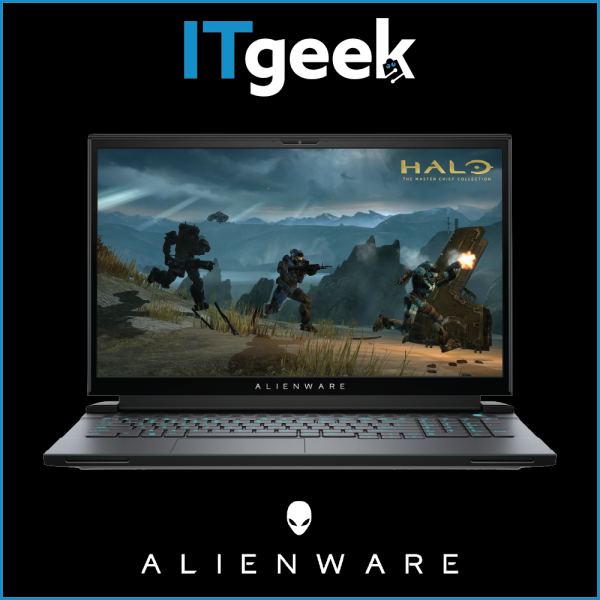 Dell Alienware M17 R4 / i7-10870H / 17.3/ 16GB/ 512GB SSD/ NVIDIA® GeForce RTX™ 3070 8GB Gaming Laptop