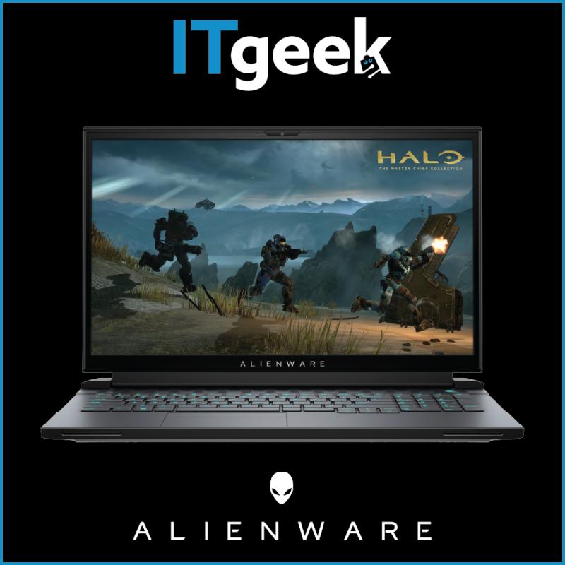 Dell Alienware M17 R4 / i7-10870H / 17.3/ 16GB/ 512GB SSD/ NVIDIA® GeForce RTX™ 3070 8GB Gaming Laptop