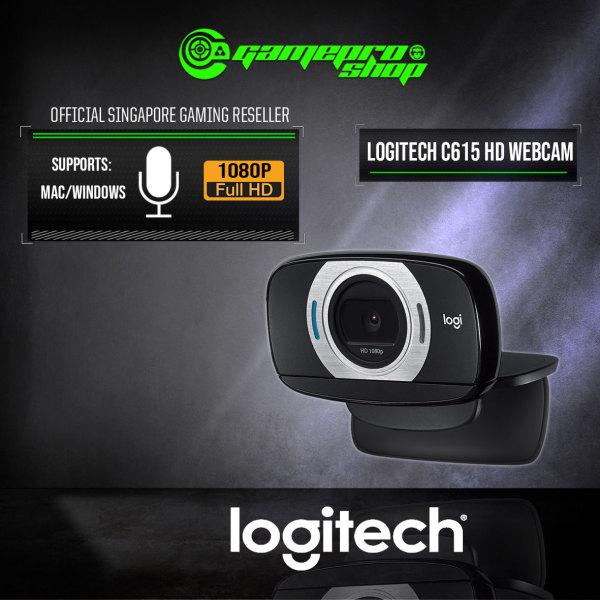Logitech HD Webcam C615 -960-000738(1Y)