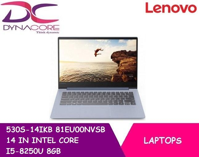 LENOVO 530S-14IKB 81EU00NVSB 14 IN INTEL CORE I5-8250U 8GB 512GB SSD WIN 10