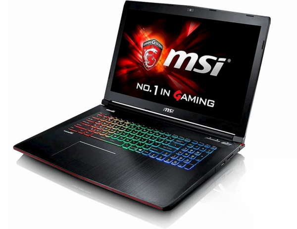 (Certified Refurbished) MSI GE72 6QF Apache Pro 17.3-Inch Slim And Light Gaming Laptop - Intel Core i7-6700HQ/ 16GB DDR RAM/ Nvidia GTX970M/ 128GB SSD/ 1TB HDD