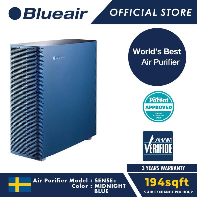 Blueair Air Purifier Sense+ (Midnight Blue) Singapore