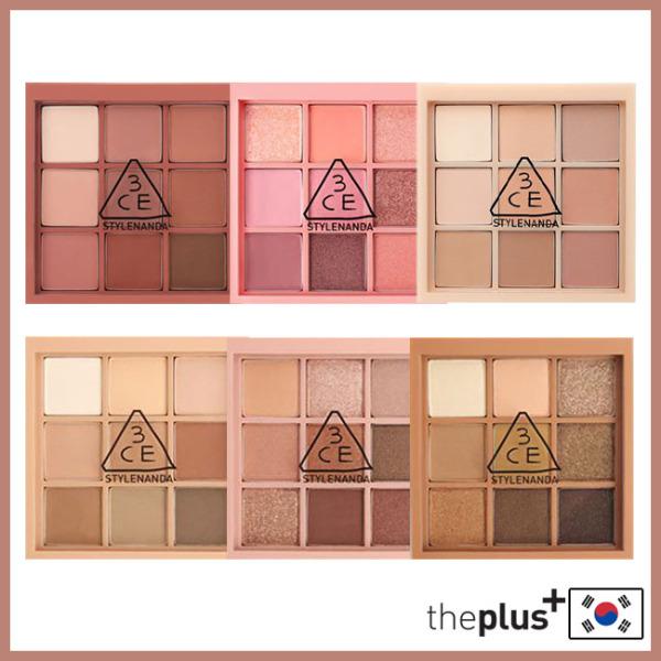Buy [3CE] Mood Recipe Multi Eye Color Palette (6 Colors) Singapore