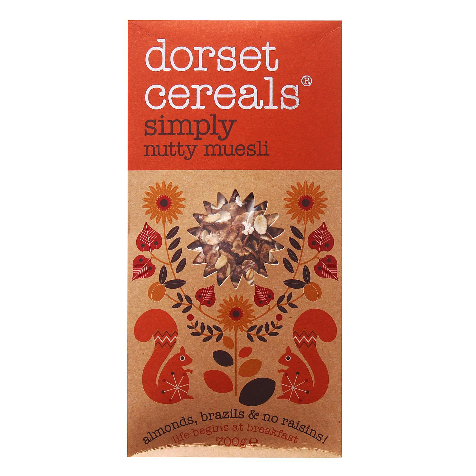 Dorset Cereals Simply Nutty Muesli By Redmart.