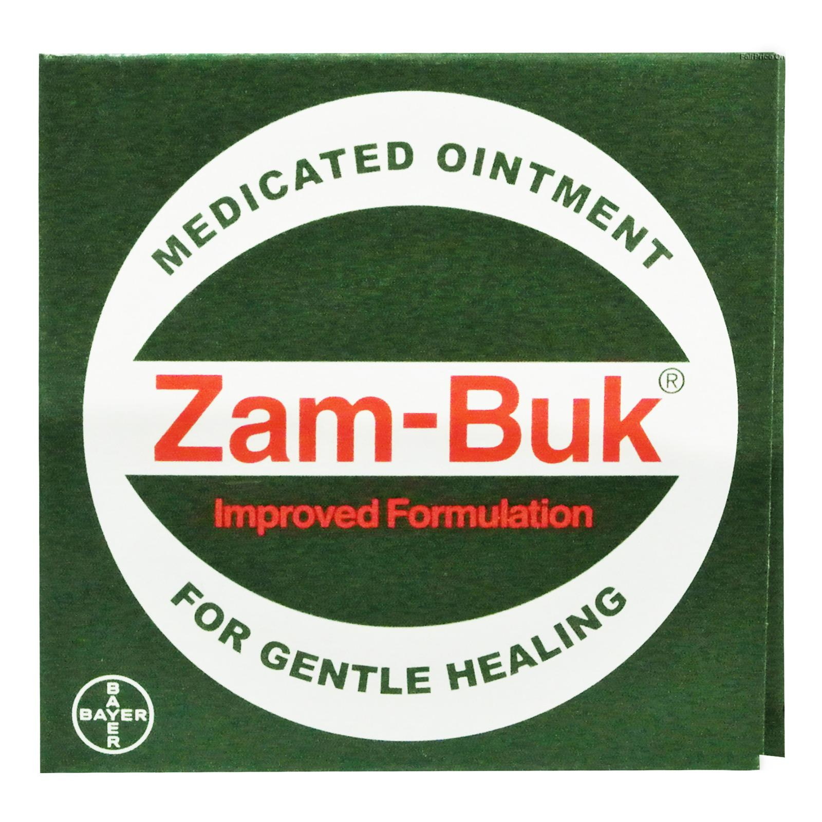 Zam-Buk Ointment 25g By The Dental Pharm.