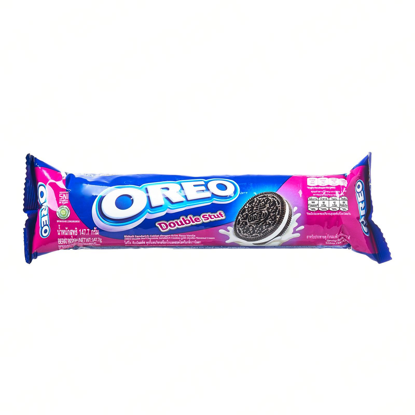 Oreo Slug -Double Stuff Cookies