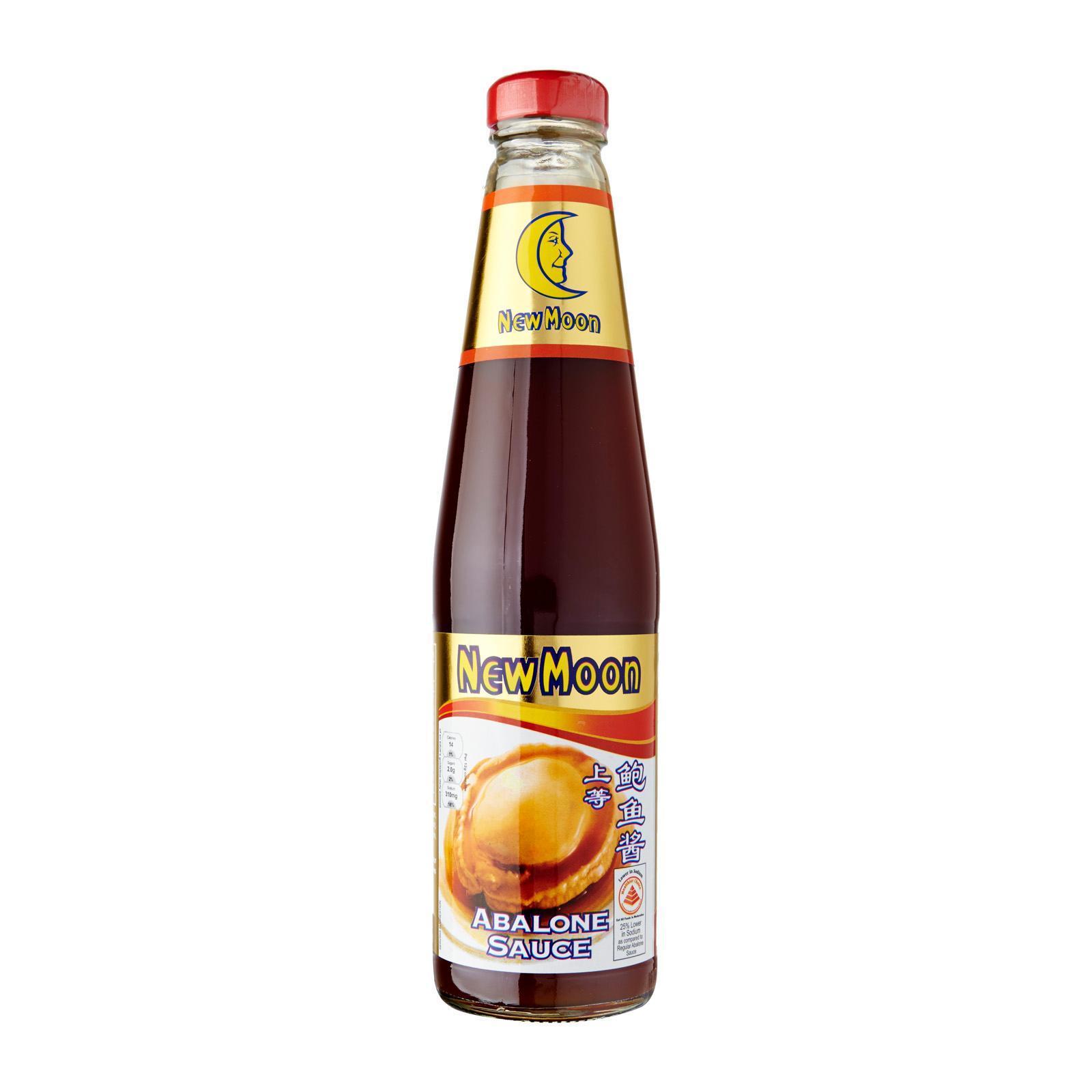 NEW MOON Abalone Sauce 510g