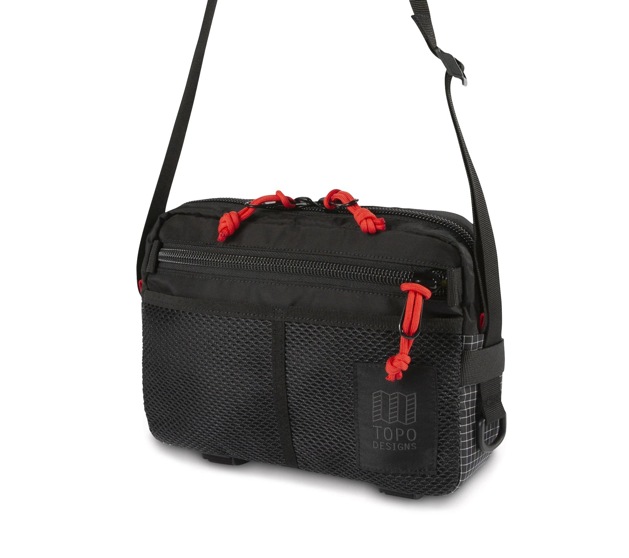 TOPO DESIGNS BLOCK BAG (Black)