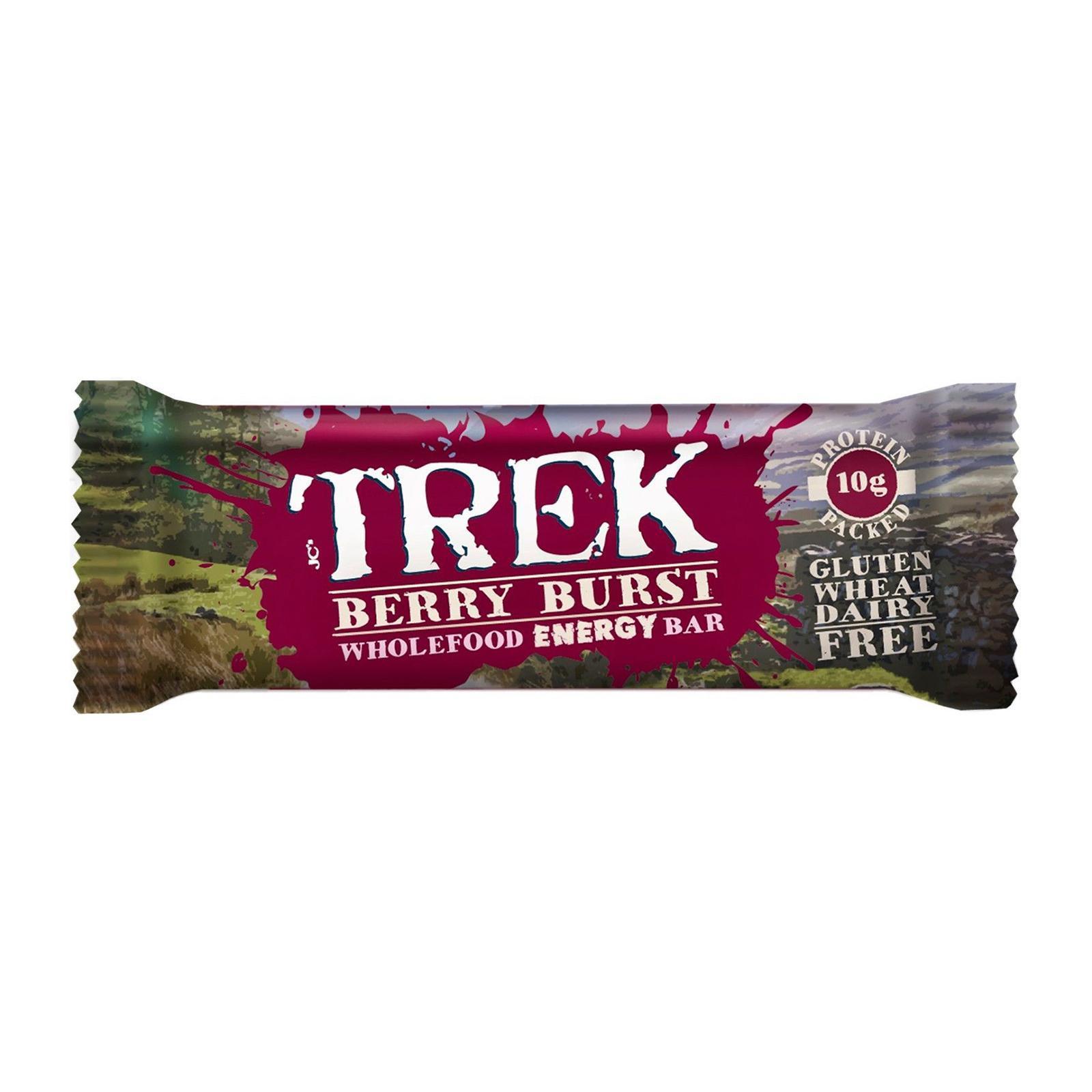 TREK 55 G Berry Burst Energy Bar