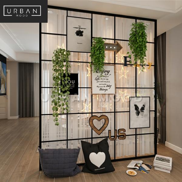 [Pre-Order] NICO Modern Room Divider
