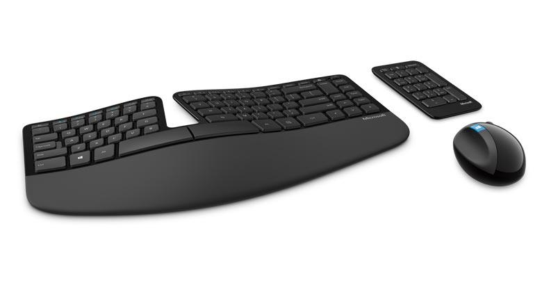 Microsoft Accessories - Sculpt Ergonomic Desktop (L5V-00027)