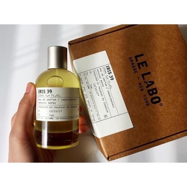 Buy Le Labo Iris 39 for Unisex Edp 100ml Singapore