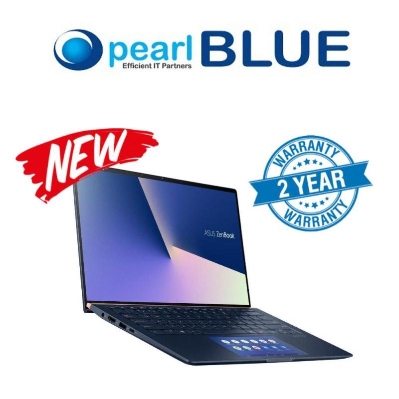ASUS ZenBook 14 UX434FL-AI034T 14 FHD LED-backlit Slim IPS (1920x1080) /  i7-8565U / 16GB LPDDR3  / PCIEG3x4 NVME 1TB M.2 SSD /  NVIDIA GeForce MX250