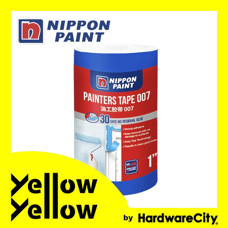 Nippon Paint Painters Tape 007 (1in/1.5in)
