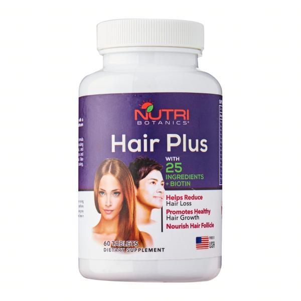 Buy Nutri Botanics Hair Plus Singapore
