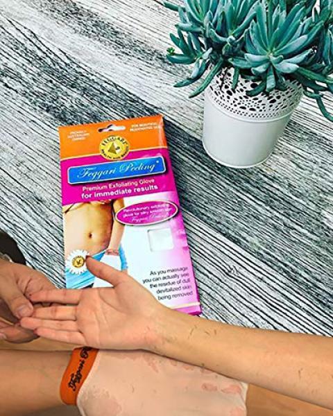 Buy Feggari Peeling Exfoliating Glove Singapore
