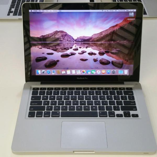 Mac Book Pro 13 inch Mid 2012