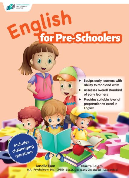 English for Pre-schoolers/Preschool Assessment Books