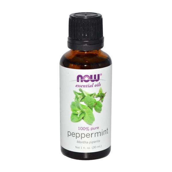Buy Now Foods Essential Oils Peppermint 1 fl oz (30 ML) Singapore
