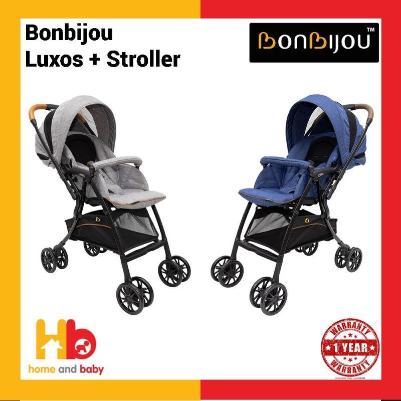 Bonbijou Luxos+ Stroller Singapore