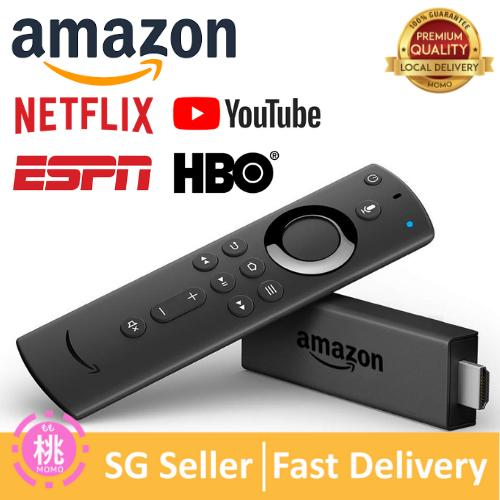 Amazon Fire Tv Stick With Alexa Voice Remote, Streaming Media Player ( Latest Version 2nd Gen ).
