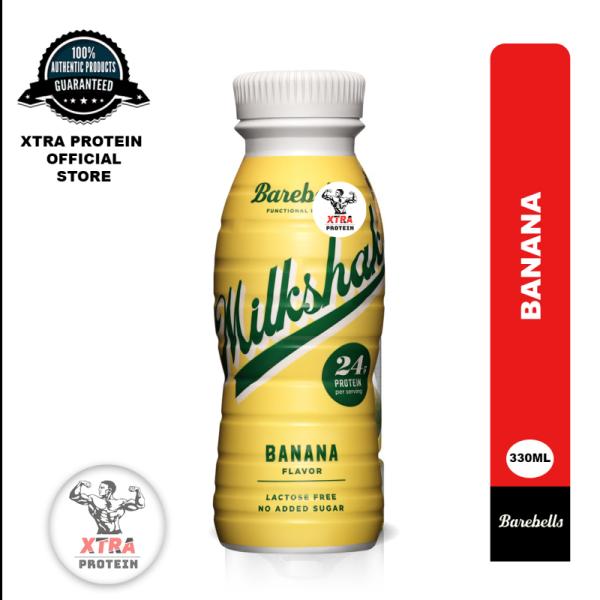 Buy Barebells Protein Milkshake (330ml) Banana 8 Pack Singapore