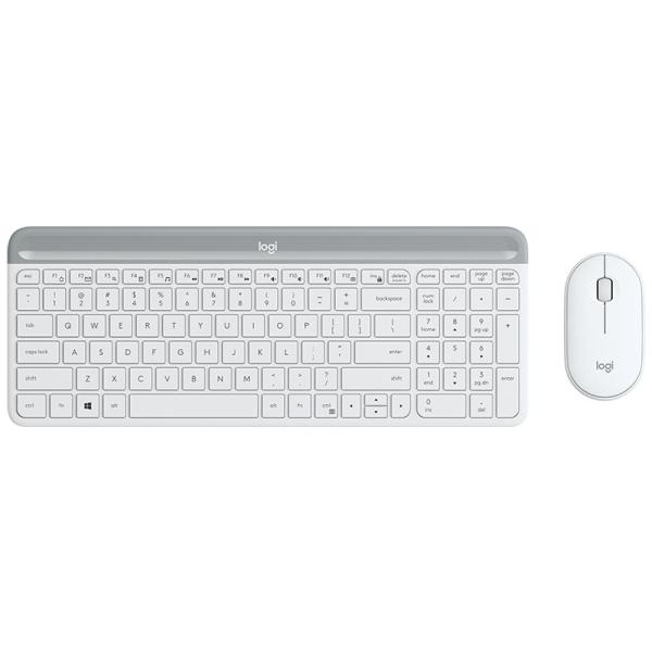 Logitech MK470 Wireless Slim Keyboard and Mouse Combo - Graphite/ Graphite Singapore