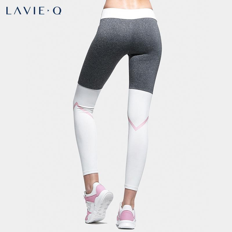 de53ae7d7 Female Athletic Pants Trousers pao ayumi ku Yoga Pants Medium Waist Gym  Pants Elasticity Soft Mixed