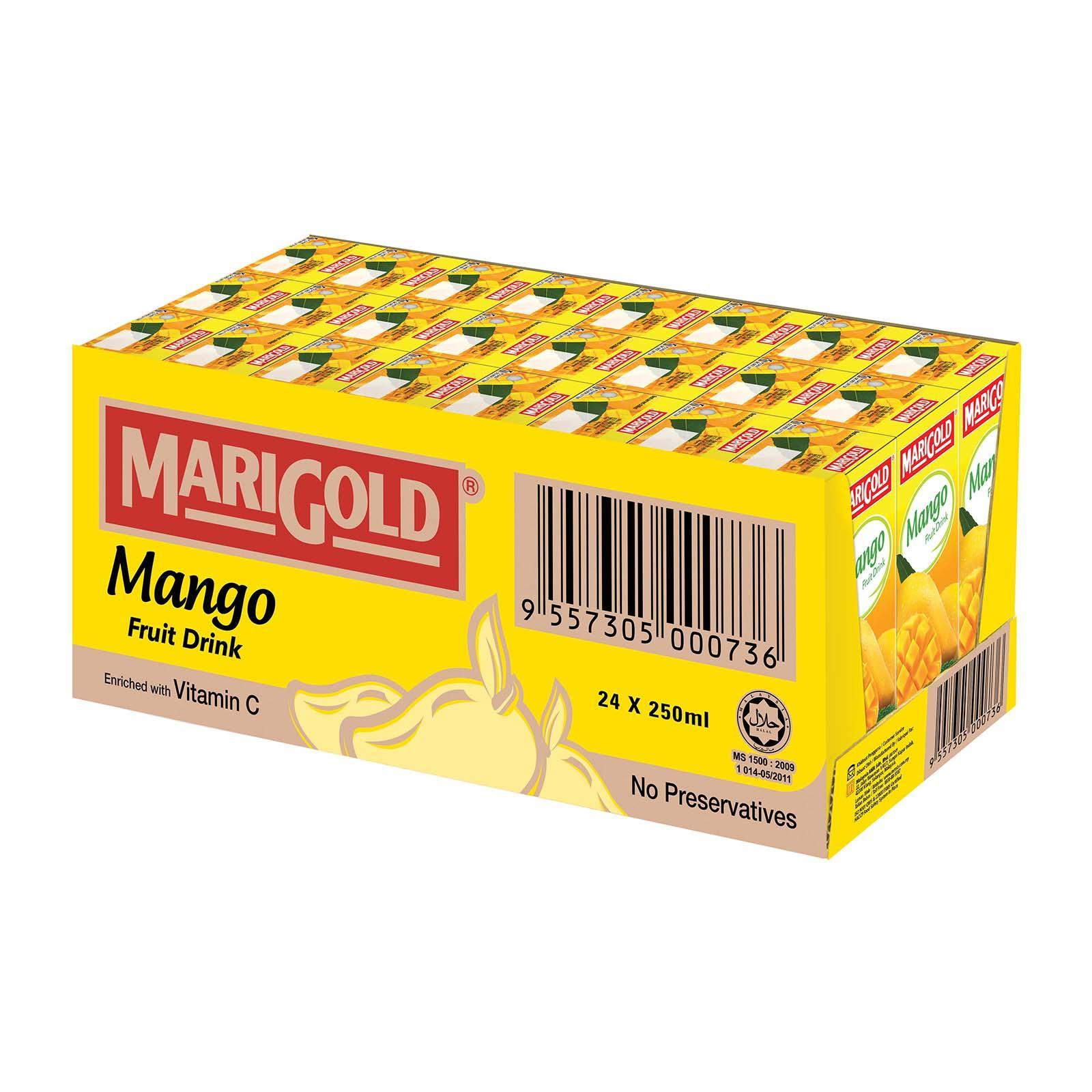 MARIGOLD Mango Juice Drink - Case