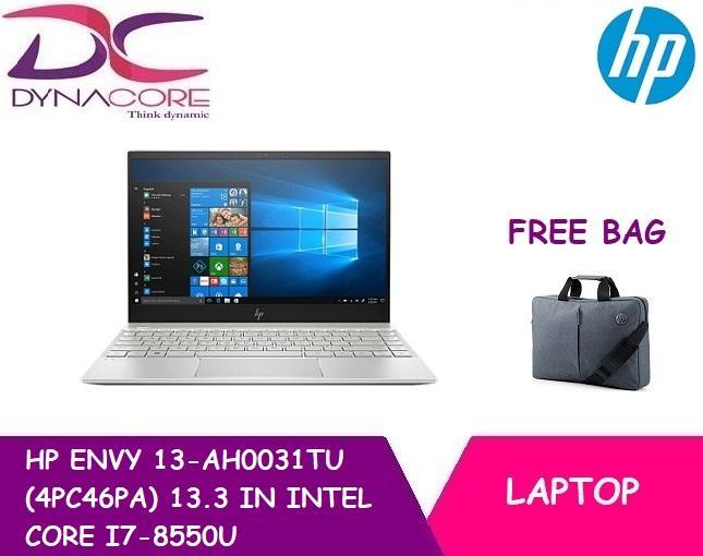 DYNACORE - HP ENVY 13 AH0031TU (4PC46PA) 13.3 IN INTEL CORE I7-8550U 8GB 512 GB M.2 SSD WIN 10