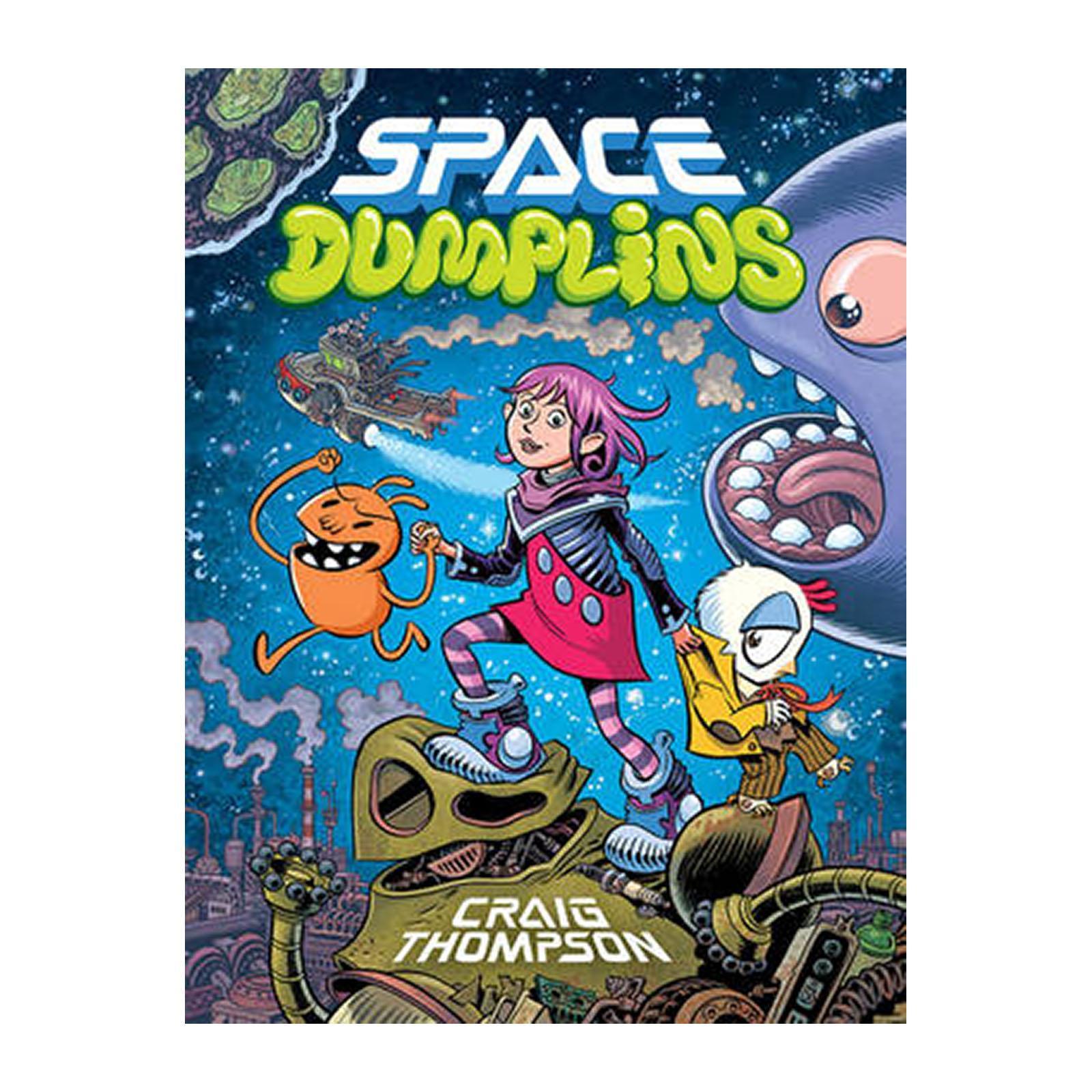 Space Dumplins (Paperback)