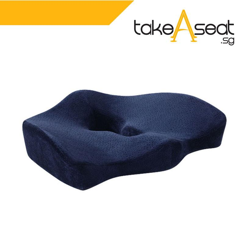 NEW Memory Seat Cushion (Type B/Blue)